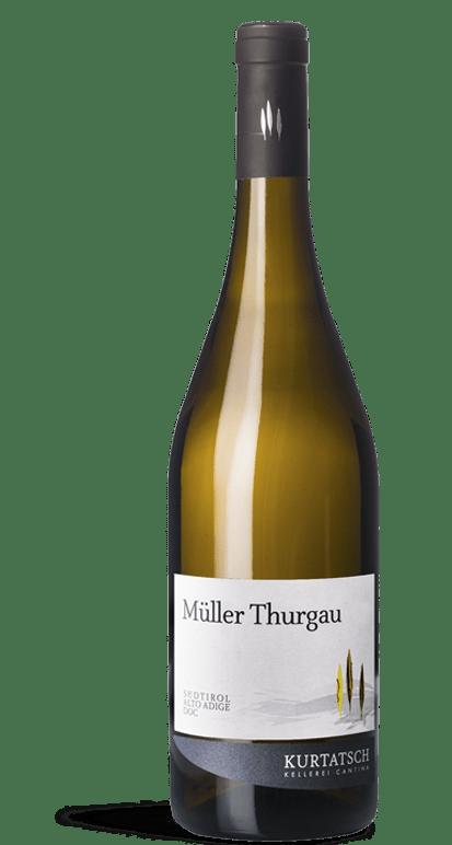 Müller Thurgau Kurtatsch Cortaccia partner