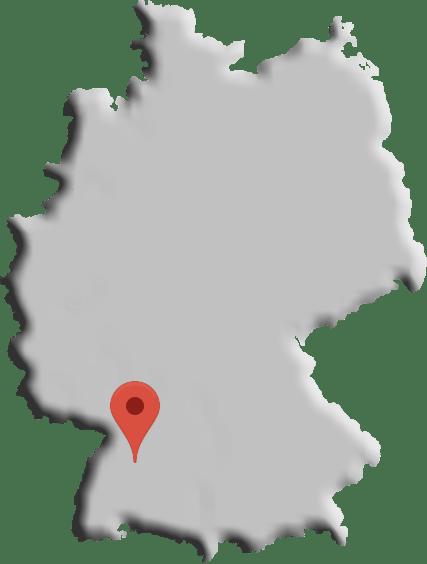 Paese Germania provincia di Alpirsbach