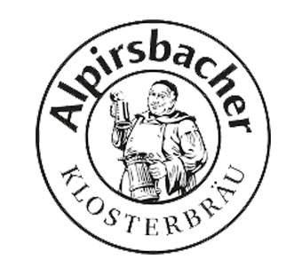 Logo birra Alpirsbacher