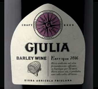 Gjulia Barley Wine