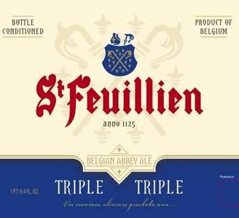 Sant Feuillien triple