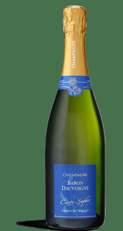 Champagne baron Dauvergne