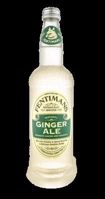 Fentimans Ginger Ale mixer