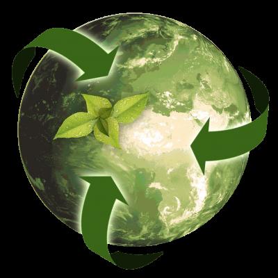 icona mondo e sostenibilità